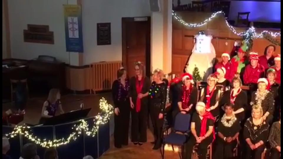 Christmas Matinee 2016