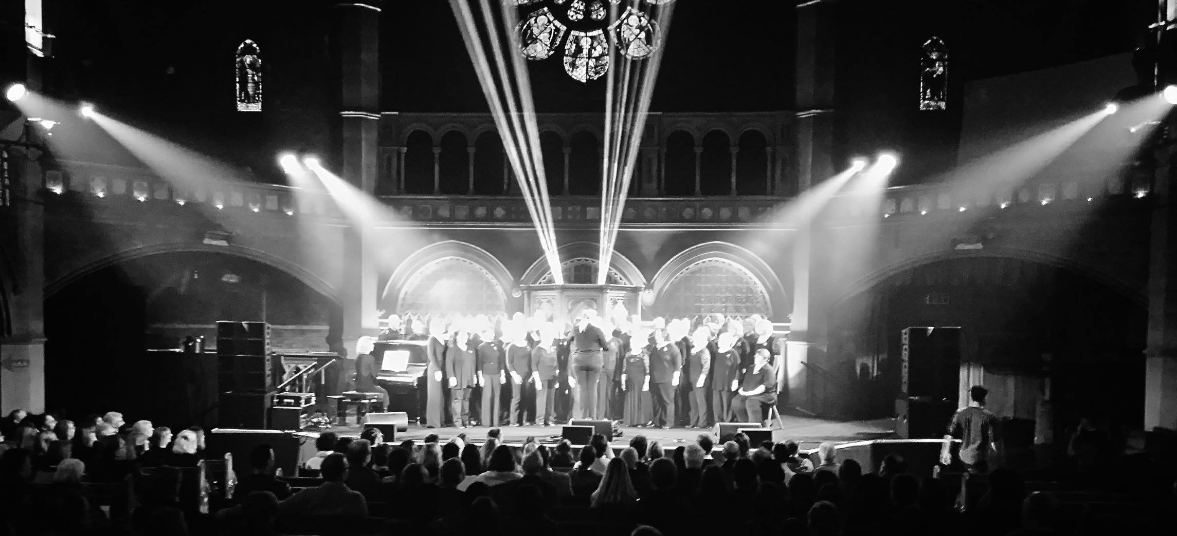 Union Chapel, Islington 2016