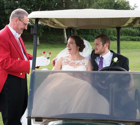 Drinks in the golf buggy.jpg