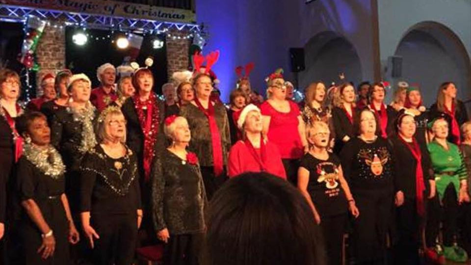 Christmas Concert - 25th November 2017
