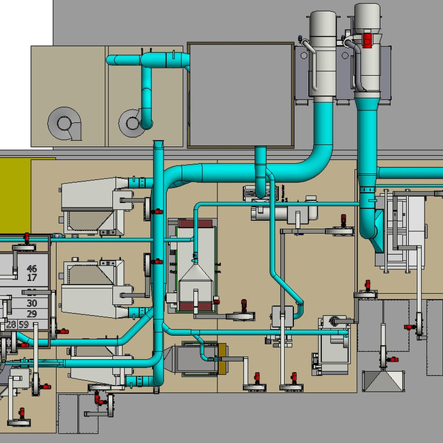 Cimbria Milling Plant Overview