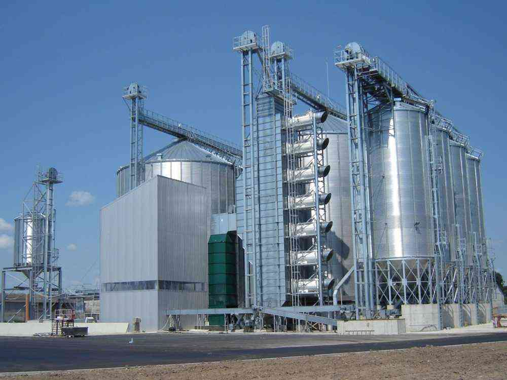 Drying and Storage Plant