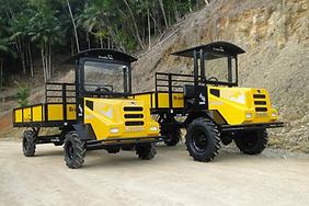Trasnportadores de carga de 1.500 Kg