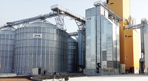 CIMBRIA Drying Plant