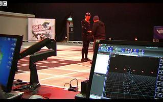 Kezia Burrows explains Motion Capture on BBC Click ( 2015 )
