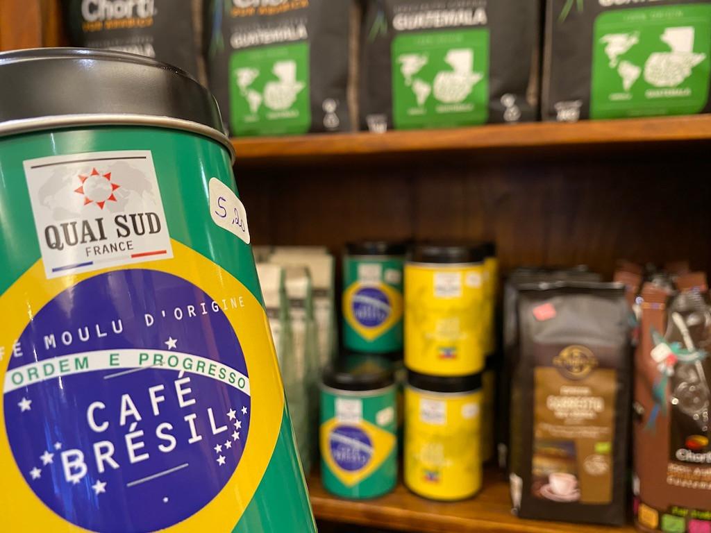 Des Cafés du Monde