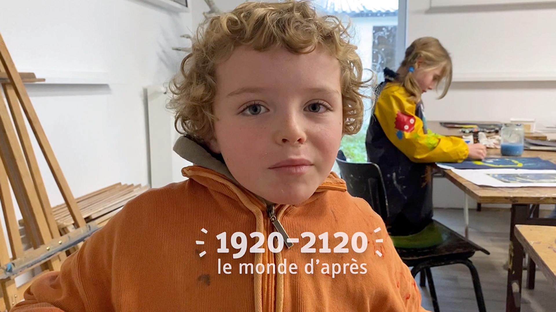 1920-2120 Le Monde d'Après