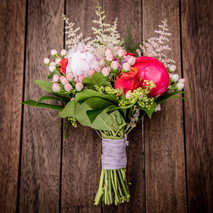 1a. bruidsboeket wedding flowers bruilof