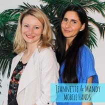 Jeanette & Mandy