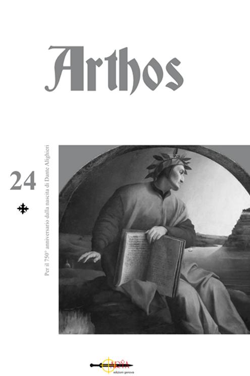 arthos n. 24 - Per il 750° anniversario della nascita di Dante Alighieri