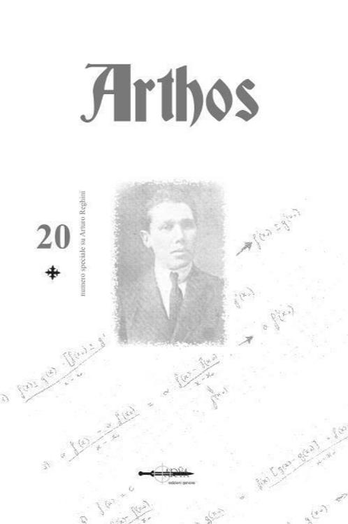 Arthos n. 20 - Numero speciale su Arturo Reghini