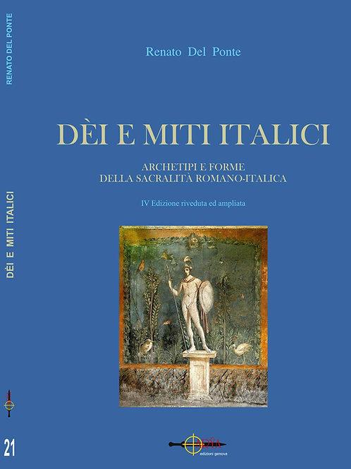 DÈI E MITI ITALICI
