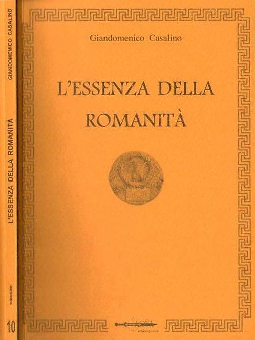 L'ESSENZA DELLA ROMANITA'