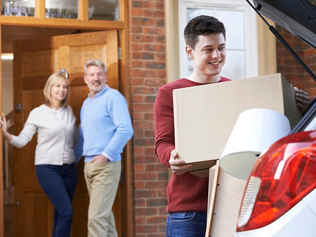 How to prepare to move out of the parental home!