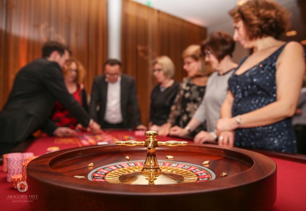 Casino-Night mit der PokerAcademy im Hotel Sedartis in Thalwil