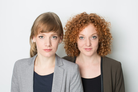 Corinne und Yvonne Eisenring