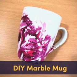 Make a Marble Mug