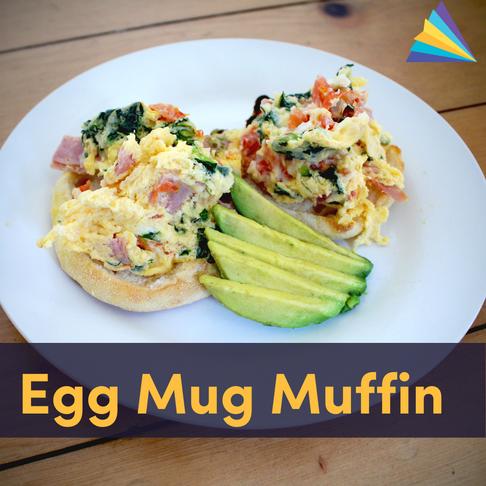 Egg Mug Muffin