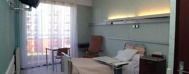 Chambre Clinique Bénigne Joly