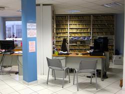Bureau d'Accueil - Centre d'Urologie