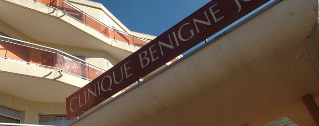 Clinique Bénigne Joly