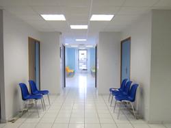Accueil du Centre d'Urologie Dijon