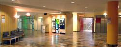 Accueil Clinique Bénigne Joly