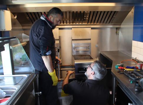 Commercial Kitchen Maintenance Checklist