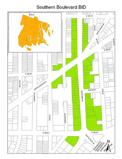 SouthernBlvdBID District Map.jpg