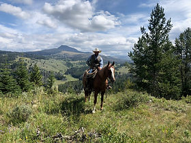 Ranching in the Ruby Valley