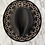 Thumbnail: Fedora Hats with Black Floral Print