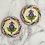 Thumbnail: Parflech Beaded Earrings