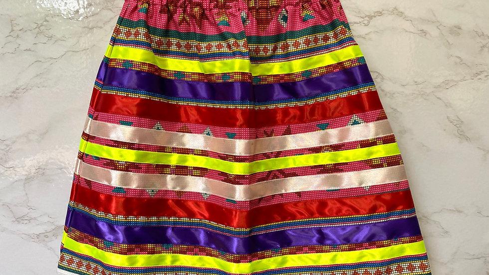 Pink Ribbon Skirt