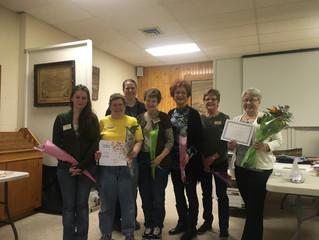 Happy Volunteer Month!