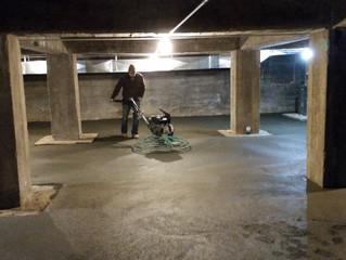 Basement Concrete