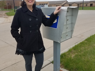 Watch your mail