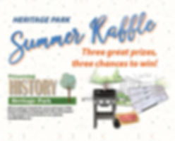 Heritage Park raffle photo for square 8x