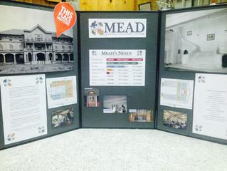 New Mead Info Board