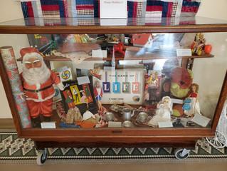 Vintage Toys on Display!