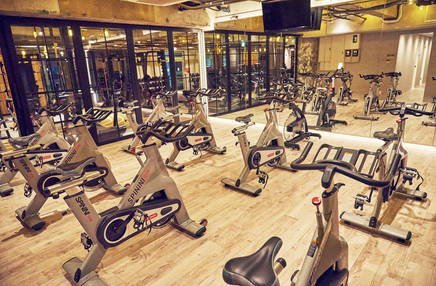 1/3rd Fitness 南林間店