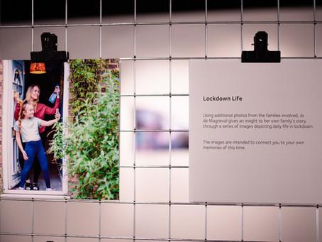 Lockdown superhero project goes public!