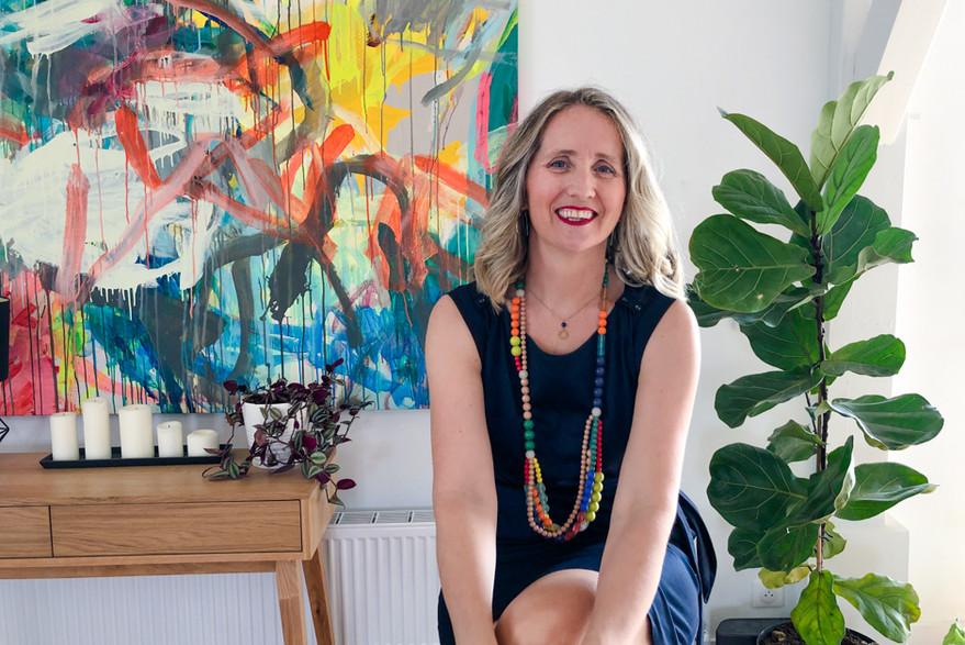 Female portrait virtual branding shoot w
