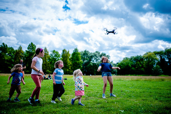 Children chasing a drone.jpg