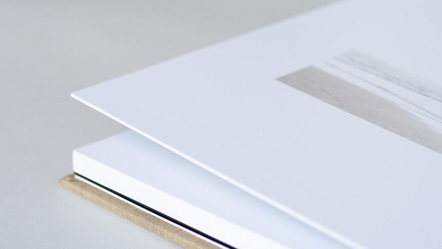 Flat Lay Photo Book