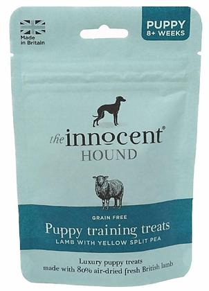 Puppy Training Treats - Lamb with Yellow Split Pea