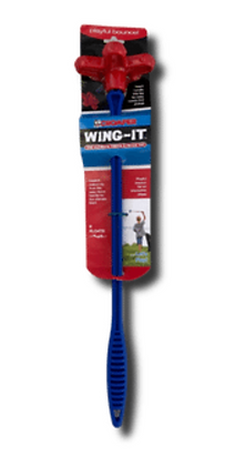 Chomper Wing-it Dog Throw Toy