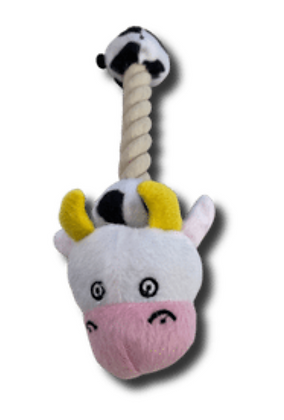 Cow Rope Toy