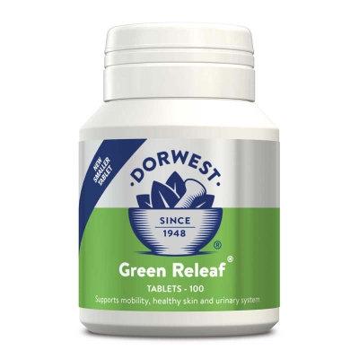 Dorwest Green Relief