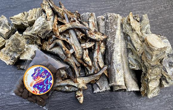 Fishy Feast Treat Box