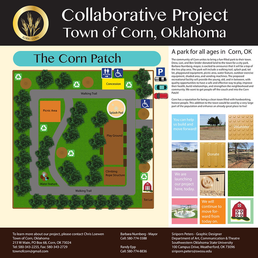Corn Patch-Corn, OK New Project
